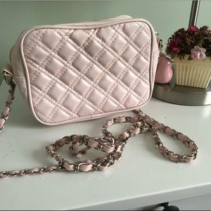 Other - Pink Quilted Bag Girls/Youth